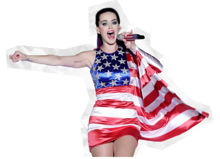 katy perry papel amassado2